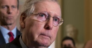 In Rare Statement, Mitch McConnell Says He's 'Distressed' Over Jim Mattis' Resignation