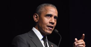 Barack Obama Throws All His Weight Behind 'Issue Of Singular Importance'