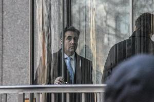 Trump Blames Cohen for Campaign Finance Violations