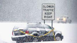 3 dead after massive, 'unforgettable' snowstorm pummels North Carolina: Governor