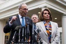 Schumer and Pelosi Tap Themselves to Respond to Trump Speech