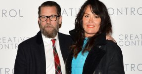 Gavin McInnes' Wife Threatens Neighbors Over 'Hate Has No Home Here' Signs