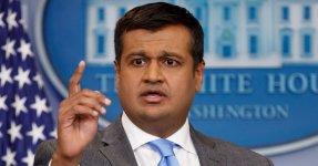 Raj Shah Out As White House Principal Deputy Press Secretary