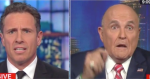 Rudy Giuliani Gets Heated With Chris Cuomo: 'I Never Said There Was No Collusion'