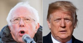 Bernie Sanders Flat-Out Calls Donald Trump A 'Racist'
