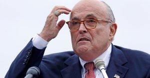 Giuliani's Media Blitz Draws Ire Of Trump And Some Allies