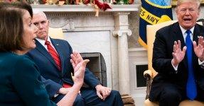 President Donald Trump Postpones State Of The Union Until Shutdown Ends