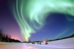Here's The Best Place To See The Northern Lights In The U.S.