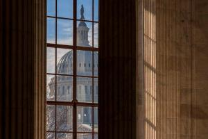 In Newly Divided Government, Who Will Control the Political Agenda?