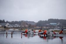 A Small Alaska Town Reels as the Coast Guard Weathers On Without Pay