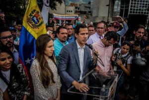 Venezuelan Opposition Leader Guaidó Controls U.S. Bank Accounts, State Dept. Says