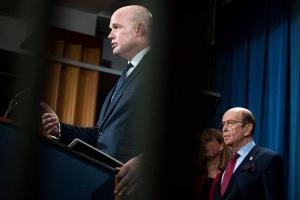Matthew Whitaker Says He Will Not Testify Until Subpoena Threat Is Removed by House Panel
