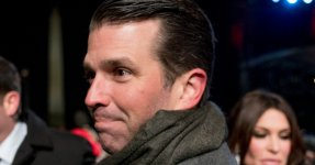 Twitter Razzes Donald Jr. After He Repeats Dad's Lie Of 300 At Beto O'Rourke Rally
