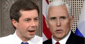 Pete Buttigieg: I Wish 'Fanatical' Mike Pence Respected My Gay Marriage