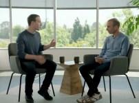 Zuckerberg warns of authoritarian data localization trend