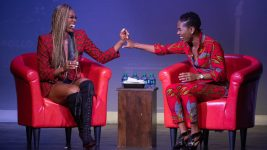 Jesus & Jollof Take Harlem: Everything You Missed From Luvvie Ajayi & Yvonne Orji's Sold-Out Show At The Apollo