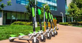 Lime removes scooters from streets before NCAA championship