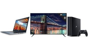 ET Deals: TCL 65-Inch 4K Roku Smart TV $699, Sony PS4 Pro 1TB $349, Dell Vostro 14 5000 $699