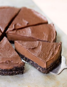 How To Make Chocolate Avocado Pie