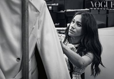 Meghan Markle Is a Guest Editor for British Vogue: Inside the Issue