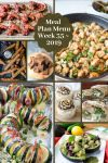 Low Carb Keto Meal Plan Menu Week 35