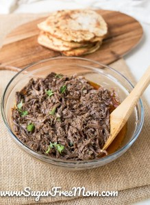 Instant Pot Copycat Chipotle Barbacoa Beef (Keto, Low Carb)