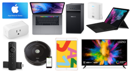 ET Weekend Before Christmas Deals: 15 Percent off $50 Apple Gift Card, $250 off Microsoft Surface Pro 6, iRobot Roomba 675 for $200