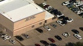 A man shot 2 people, killing one, at a religious service in Texas before churchgoers returned fire, police say