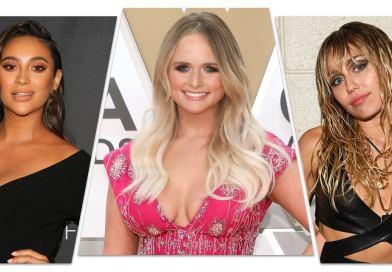 See How Miranda Lambert, Miley Cyrus, Camila Cabello and More Celebrated Christmas 2019
