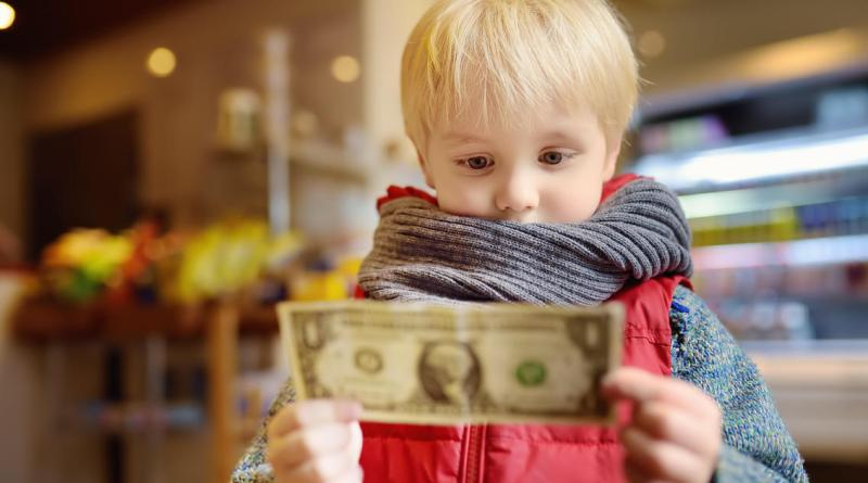 Average allowance? Nearly $10 a week, or $500 a year