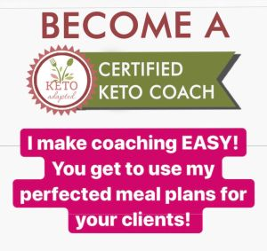 Keto Coaching Program January 2020 Enrollment NOW OPEN!