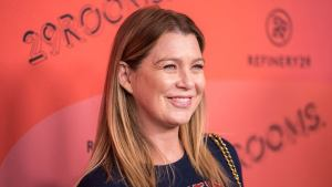 Ellen Pompeo Shares Her Appreciation for Healthcare Workers Fighting Coronavirus on the 'Front Lines'