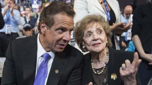 Andrew Cuomo Says He Hasn't Been Able to See His Mom and Daughter Amid Coronavirus Outbreak