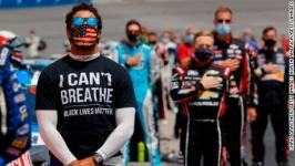 NASCAR will no longer allow the Confederate flag to be displayed at events and properties