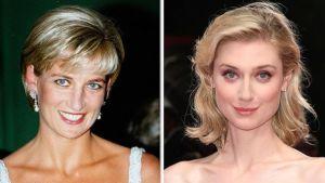 Elizabeth Debicki cast as Princess Diana in 'The Crown'