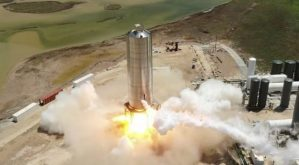 Musk: SpaceX Starship Prototype Could Fly 'Soon'
