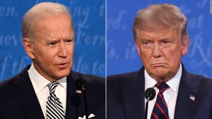 Biden faces his last major hurdle, and it's Trump's best chance to change the race's trajectory. At times, the mics will be muted.