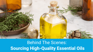 Behind The Scenes: Sourcing High-Quality Essential Oils | achs.edu