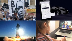 Video: TechCrunch editors share their top stories of 2020