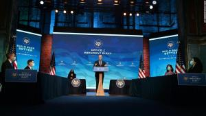 Biden says Trump skipping inauguration is 'a good thing'