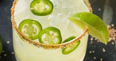 Recipe: Spicy Jalapeno Margarita