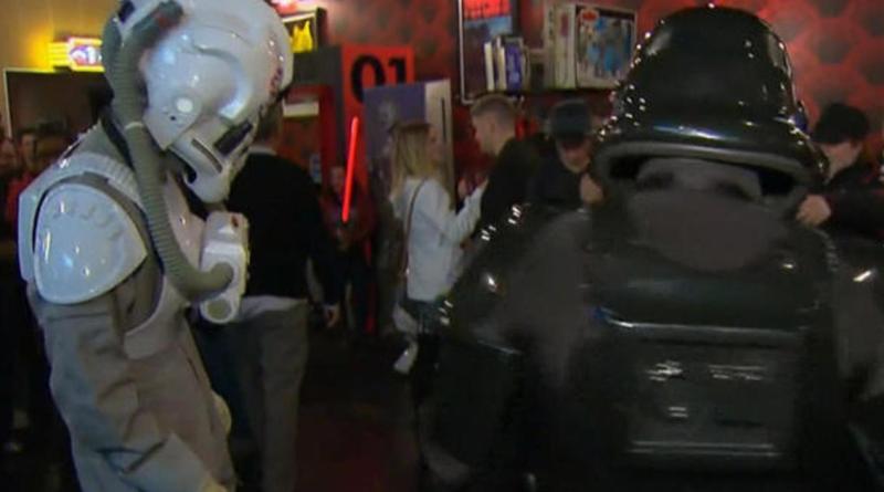 "Epic ""Star Wars"" sequel cashing in far beyond box office"