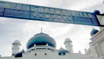 Wisata Pantai Lampuuk Aceh Nikmati Senja Gembira
