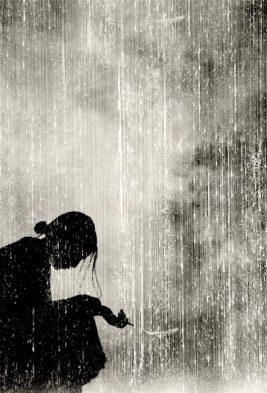Perempuan dalam Titisan Hujan