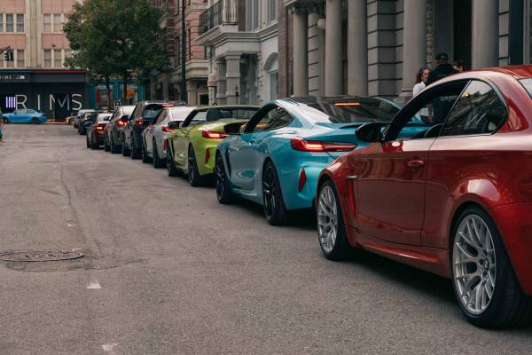 "BMW M Marketing Film ""The Drop"" (12/2020)."