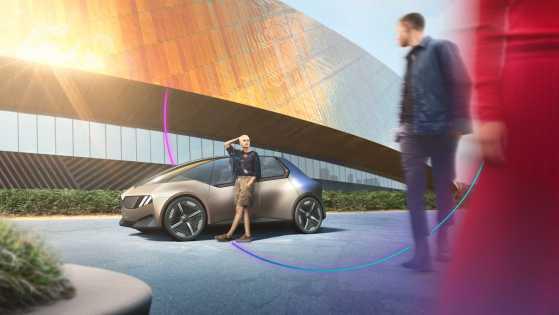 The BMW i Vision Circular.