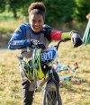 """""""Es ist nicht nur das Gewinnen, das mich antreibt"""": Jennifer Rosenmüller trainiert sechs Mal in der Woche und fährt am Wochenende Rennen."""