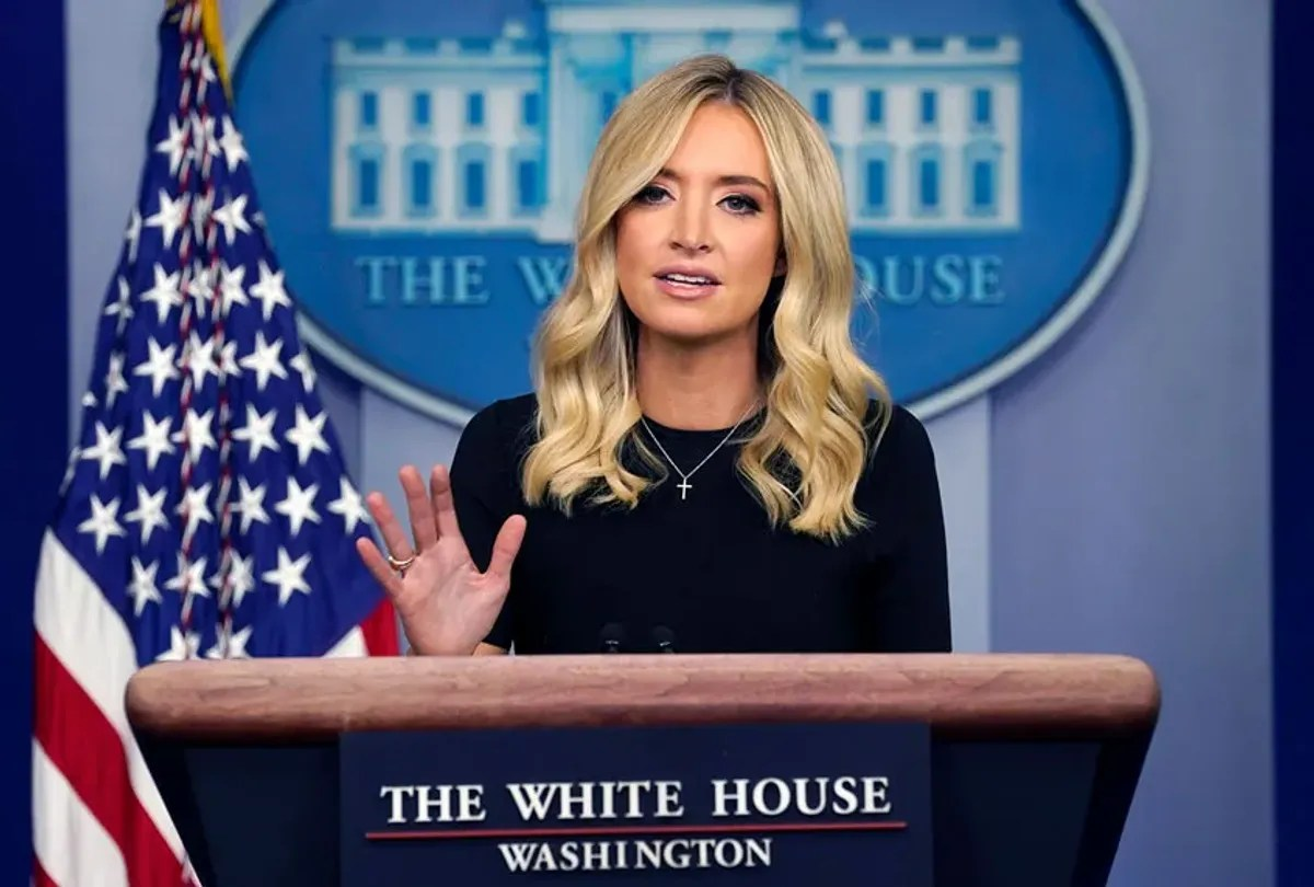 """Kayleigh McEnany: I Wear a Cross Every Day Because My Christian Faith is """"The Reason I'm Here"""""""