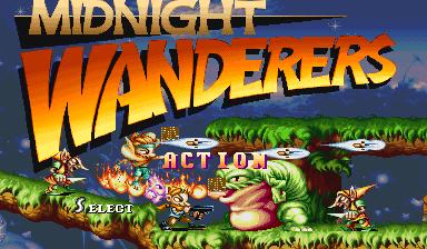 El rincón de los cinco duros #1: Midnight Wanderers (1/4)