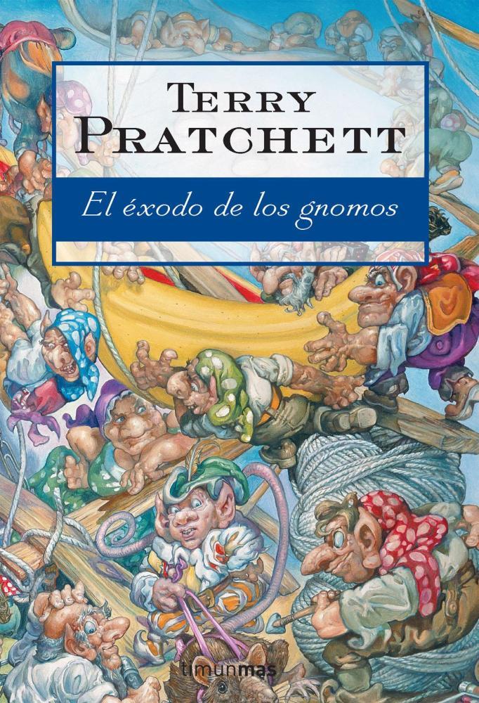 El éxodo de los gnomos, de Terry Pratchett: Épica en miniatura